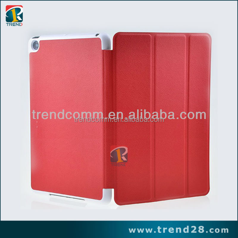 Express products leather case for ipad mini buy from Guangzhou China
