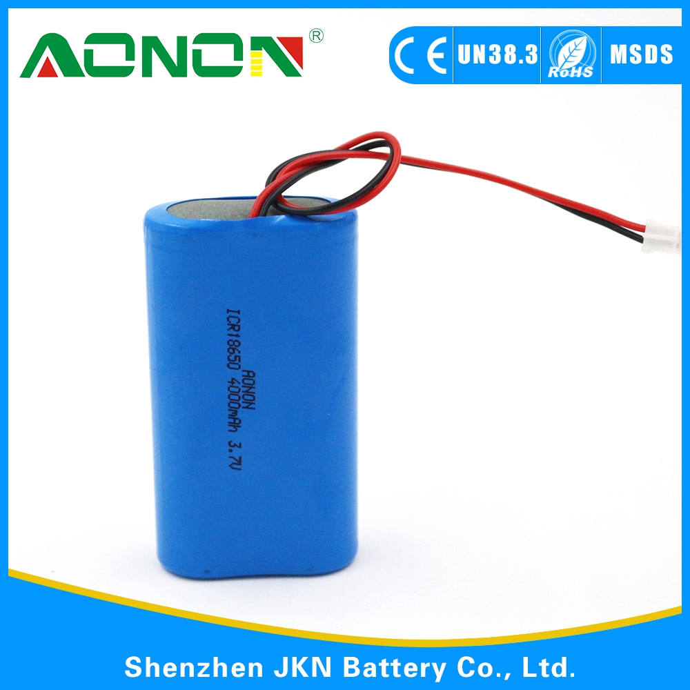 Lithium Li-ion 18650 Li ion Battery Packs 3.7v 4400mah 4.4Ah