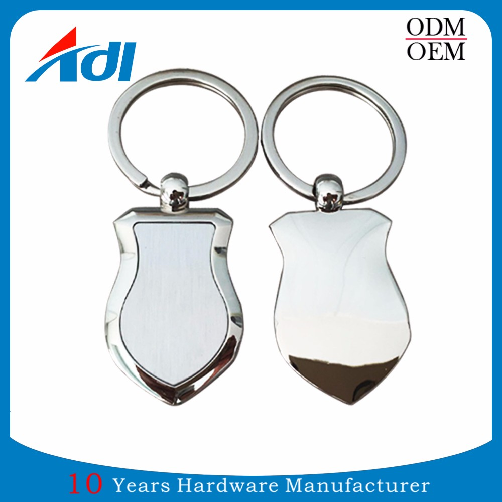 promotional personalized casting metal keychain bottle opener