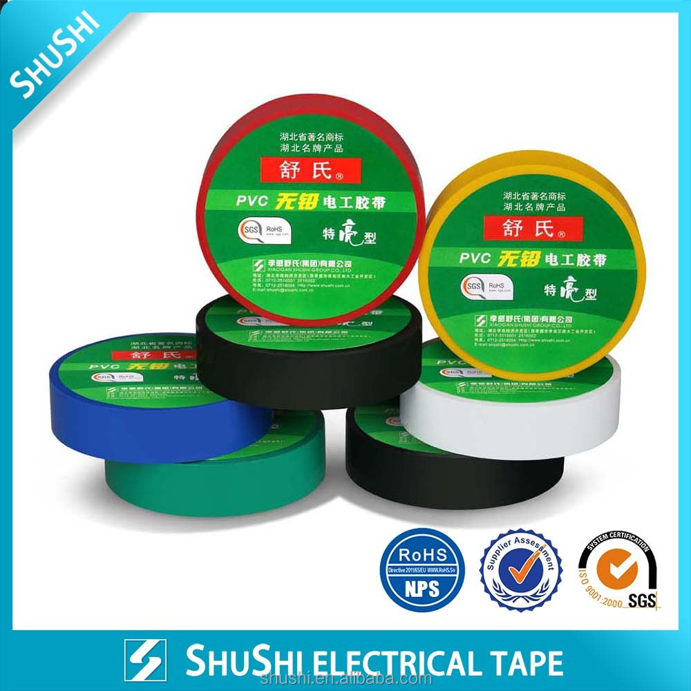 Super shining Appliance wiring harness PVC tape on car