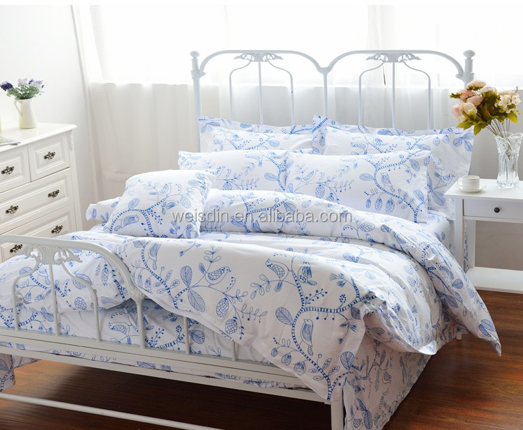 Weisdin Wholesale Home Textile Cotton Printed Percale