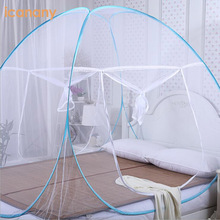 Cheap mosquito nets folding portable folded mosquito net for bed