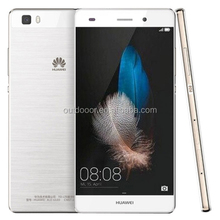 Clearance sales wholesale Huawei P8 Lite ALE-UL00 2GB+16GB 5.0 inch Android 5.0 4G smart phone 4G phone huawei mobile phone