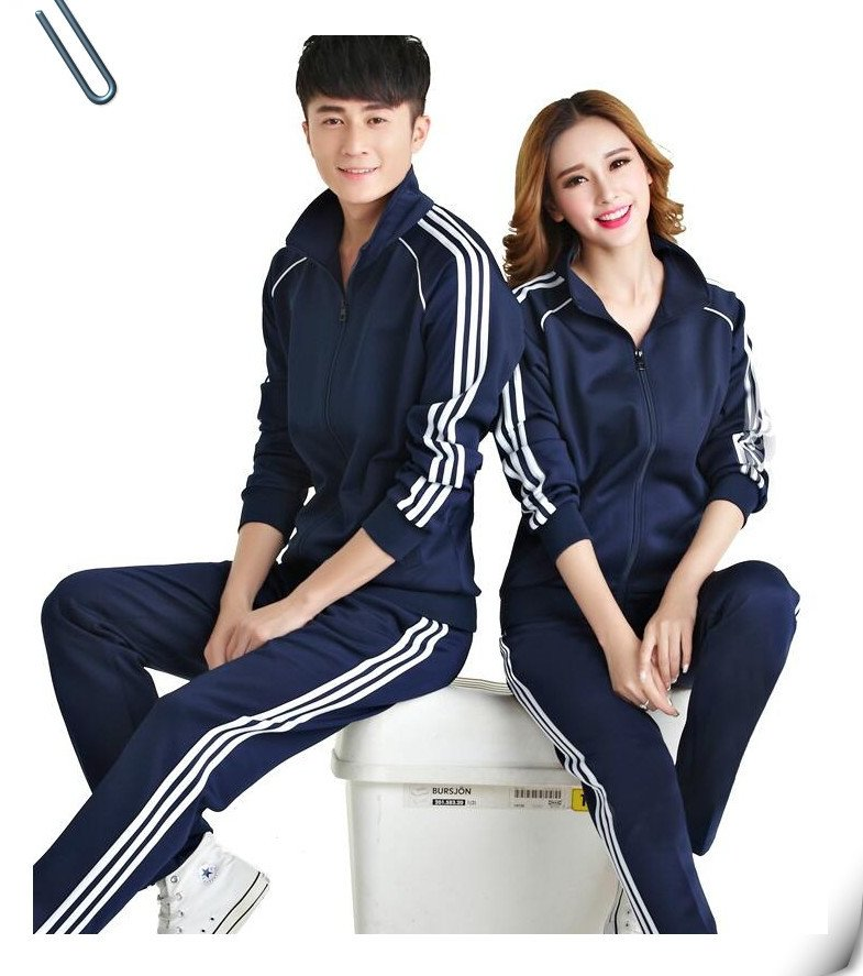 plain jogging and training sports wear for men and women