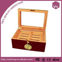 Fancy Good Quality China Manufacturer Cigar Packaging Wooden Boxes Wholesale