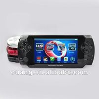 OEM 4.3 inch ultra-thin touch screen video handheld game players AS-901