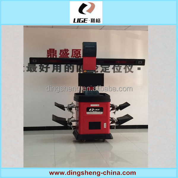 sunshine wheel alignment equipment best wheel alignment factory for auto garage service workshop machines DS1