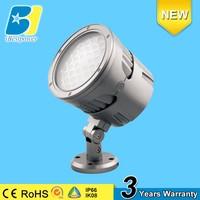 OEM ce rohs ip66 waterproof spike led garden light rgb 220v outdoor