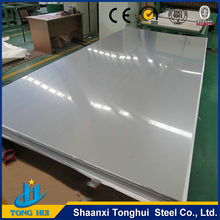 cold rolled 2B finish 316L stainless steel sheet metal