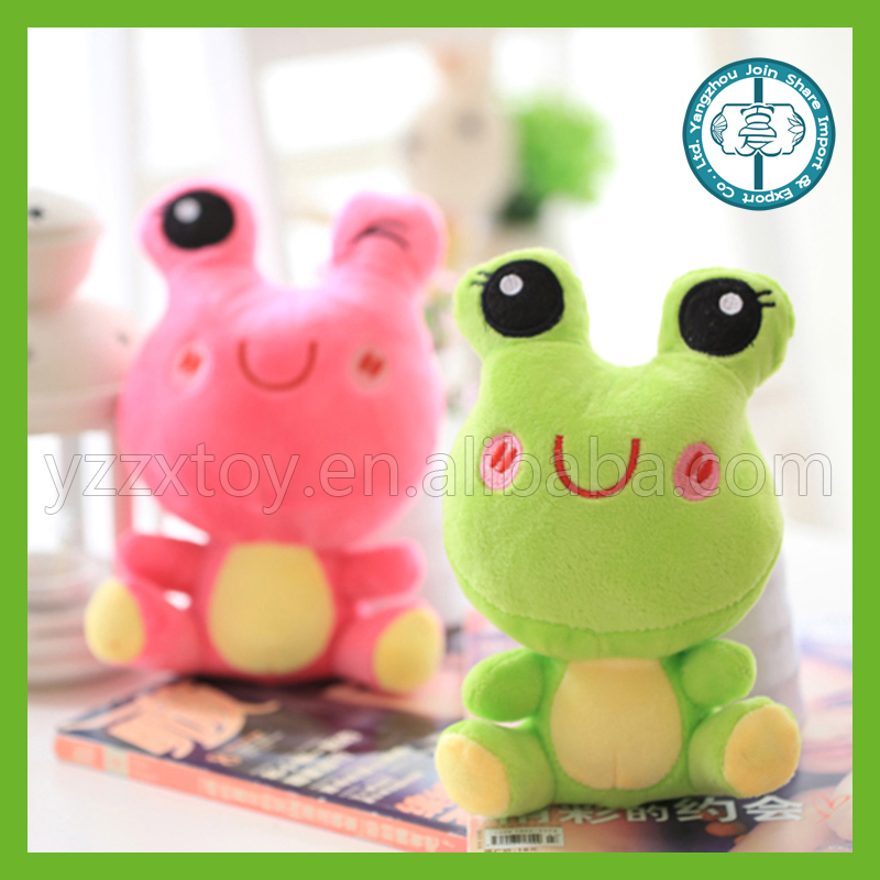 Best made china minion plush toys frog cheap for gifts
