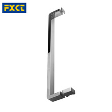 door handle single pull handle glass door handle