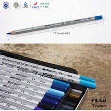 Promotional Lovely Jumbo Wooden Color Pencil With EN71,FSC Certificates