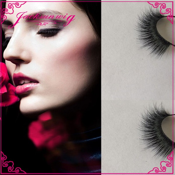 High grade customize mink false eyelash