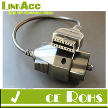 Linkacc-Th118 20 Pin to 16 Pin OBD2 Scanner Adapter Cable for BMW E36 E46 E38 E39 E53 X5 Z3