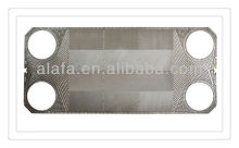 Low price of stainless steel sondex phe plate for electrical industry