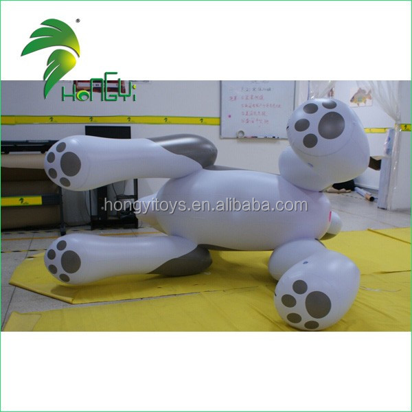 Hot Sale Giant Inflatable Husky Inflatable Sexy Toy  Custom Inflatable Animal For Sale