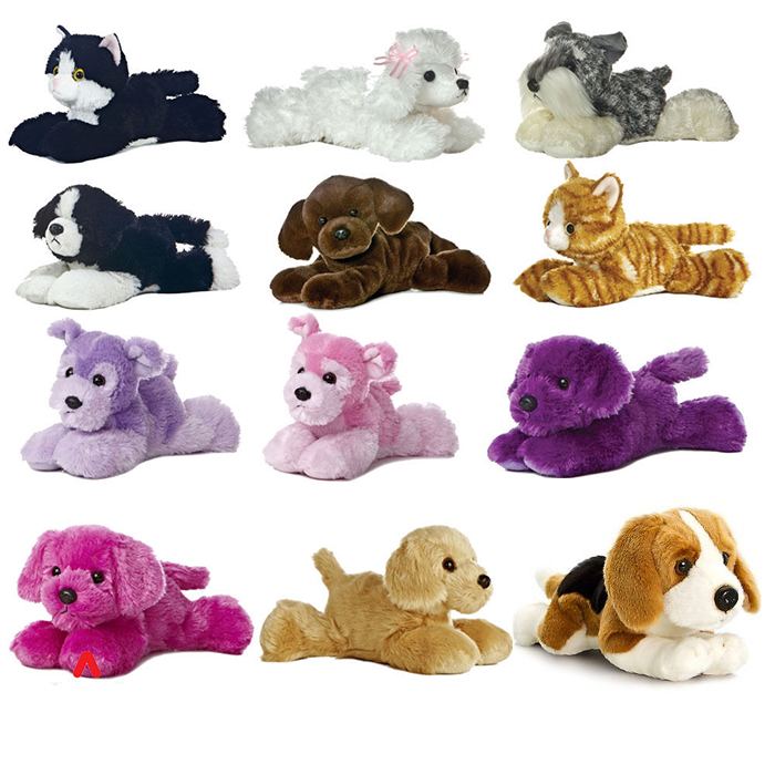 Wholesale Soft Hot Sale Customed singing plush dog toy