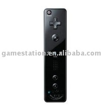 For wii Black Remote controller