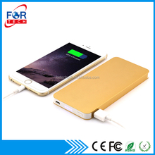 Best sale !!! 5000mA portable mobile phone battery charger with print custom logo ODM/OEM