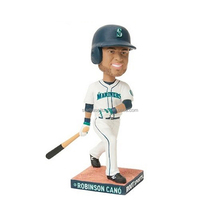 Custom baseball player sport bobblehead,dashboard bobble head figurines