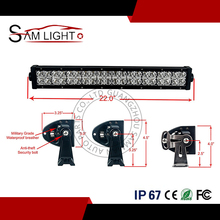 Competitive price 7D 32 inch 180w led light bar for trucks 180w led driving light bar DRL, 180w 4x4 DRL led bar lights