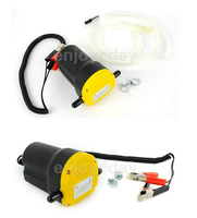 H60015 12V 5A Oil Diesel Fuel Fluid Extractor Electric Transfer Scavenge Suction Pump