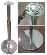 china manufacturer stainless removable steel pipe bollards