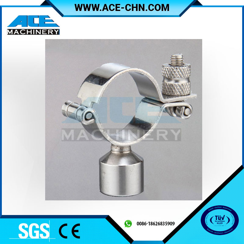 Sanitary Stainless Steel Pipe Hanger Clamp