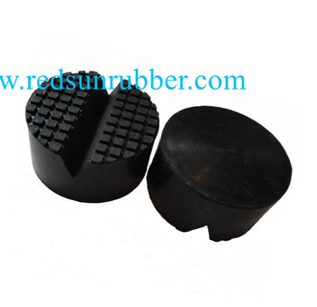 Custom PU rubber jack Pad