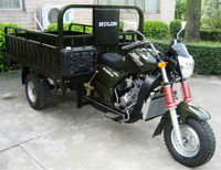 water cooling cargo motorcycle