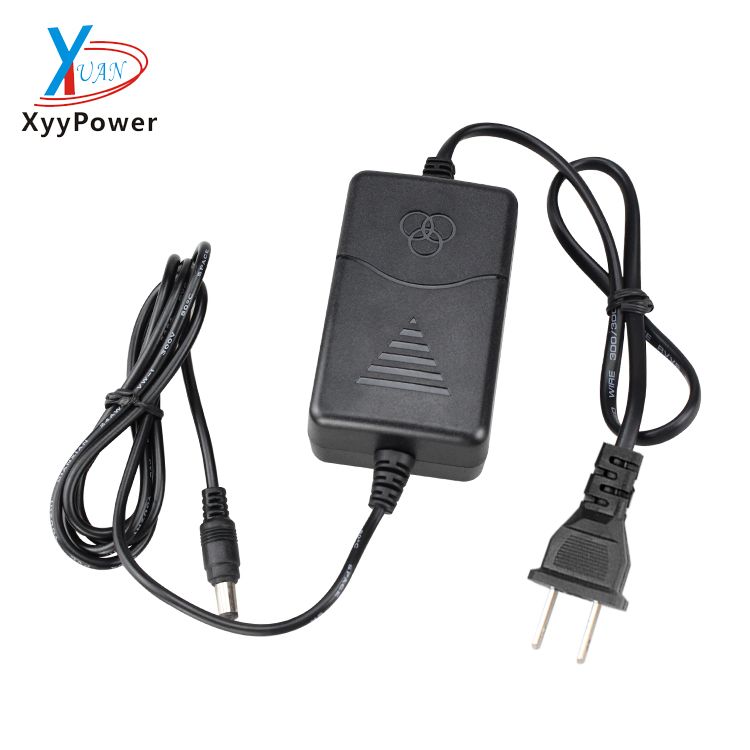 12V 2A CCTV power supply 12V 1A Power adapter for the modem and led strip with CE UL GS