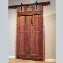 China factory antique wooden doors design catalogue barn gates for kitchen room