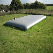 flexible reusable plastic PVC water tank for agriculture