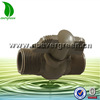 PVC BSP male thread mini ball valve made in China