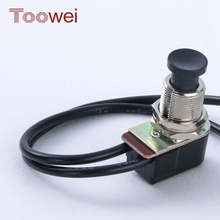Chinese manufacturer 125V AC mini toggle switch safety cover cap