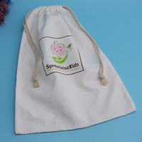 Factory price recyclable cotton duster bag