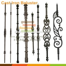 ductile wrought iron railing parts/railing parts/shell mold