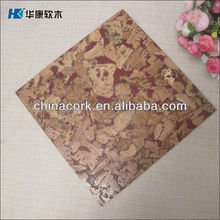 Health Cork tile