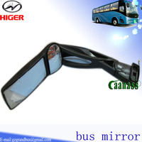KLQ6125A Spare parts Higer Bus outside electrical rear view mirror