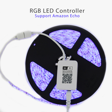 WIFI Smart Home APP Remote Control LED Strip with <strong>RGB</strong> / RGBW