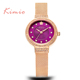 High Quality Famous KIMIO Brand Watches Latest Wrist Watch for Girls
