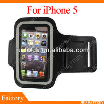 sport armband pouch for iphone 5