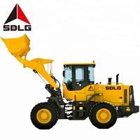 SDLG LG936L 3ton front end loader 1.8M3 bucket pilot control easy operation Cabin A/C good quality wholesale price promotion