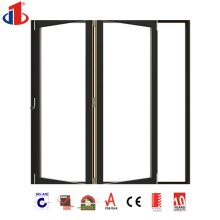 USA Market Thermal Break Aluminum Doors / Aluminum Door And Windows Double Glazed Folding Door For Residential House