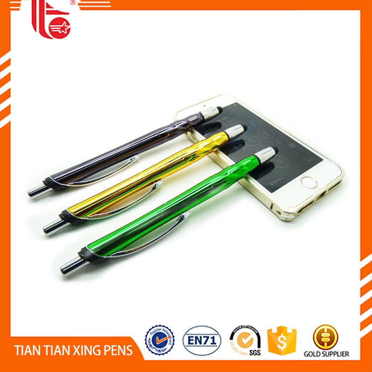 Factory price sex pen,telescopic retractable stylus pens for touch screens