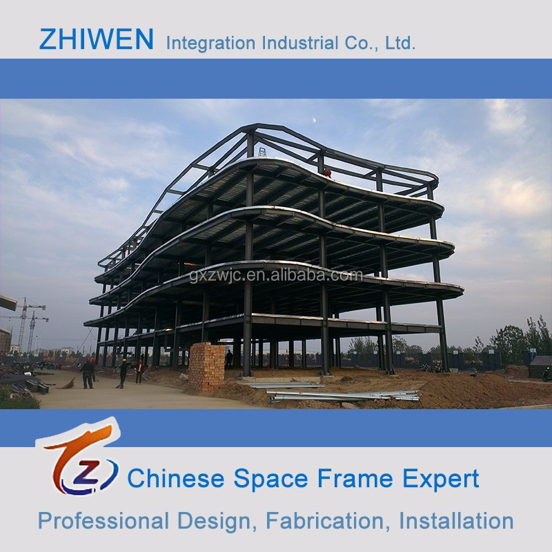 Prefabricated andLight Metal Structure Factory