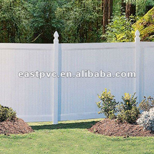 cheap pvc fence vinyl lattice fence