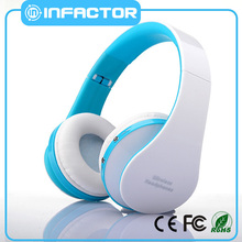 Multifunctional water resistant bluetooth headset for wholesales