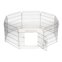 Large Exercise Folding Dog Playpen For Dogs