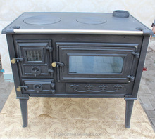 cast iron wood stove oven 30 years factory